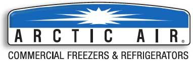 Arctic Air Freezers and Refrigerators