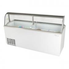 Ice Cream & Gelato Display Case