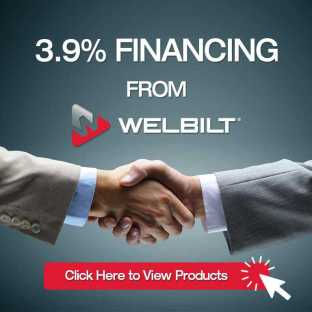 3.9% Financing from Welbilt